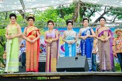 Festival 2015 de Songkran Foto de Stock