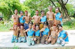 Festival 2015 de Songkran Imagens de Stock Royalty Free