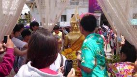Festival 2015 de Songkran, Tailândia filme