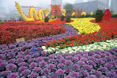 festival de source de 2012 Chinois à guangzhou Images stock