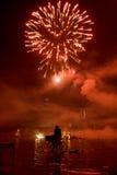 Festival de source français. Photo stock