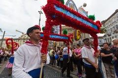 Festival de St John Festa de Sao Joao Photos stock