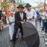 Festival de St John Festa de Sao Joao Photos libres de droits