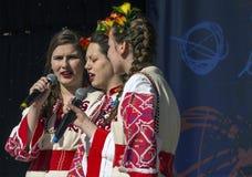 Festival de Surva en Pernik, Bulgaria Imagen de archivo