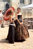 Festival de théâtre d'Avignon Images stock