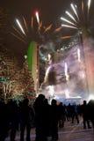 Festival de Toronto de luzes Imagem de Stock