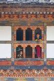 Festival de Tshechu em Wangdue Fotografia de Stock