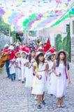 Festival de Valle del Maiz Images stock