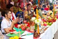 Festival de Vegeterian Fotos de Stock Royalty Free