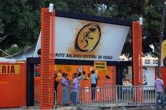 Festival de Verão Salvador Royalty Free Stock Image