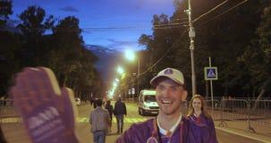 Festival dei fan della FIFA sulle colline del passero archivi video