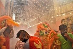 Festival del Año Nuevo Fotos de archivo