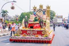 Festival del fiore Immagini Stock Libere da Diritti