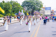 Festival del fiore Immagine Stock