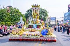 Festival del fiore Fotografia Stock
