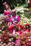 Festival 2013 del fiore del Madera Fotografie Stock Libere da Diritti