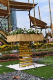 Festival del fiore del Vietnam per il nuovo anno lunare Immagine Stock