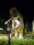 Festival del folklore de Parintins fotografía de archivo