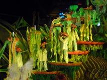 Festival del folklore de Parintins foto de archivo libre de regalías