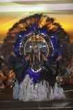 Festival del folklore de Parintins en el Brasil Foto de archivo libre de regalías