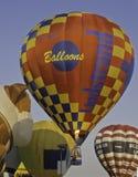 Festival del globo de Bristol Imágenes de archivo libres de regalías