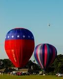 Festival del globo del aire caliente Imagenes de archivo
