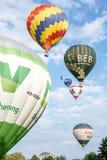 Festival del globo del aire caliente Imagen de archivo libre de regalías