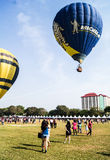 Festival del globo del aire caliente de Penang Fotografía de archivo libre de regalías