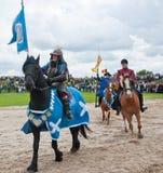 Festival del gremio en la aldea holandesa de Terheijden Foto de archivo