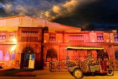 Festival del Gujarat Immagini Stock
