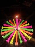 Festival del indio de Diwali Imagen de archivo libre de regalías