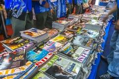 Festival del libro Fotos de archivo libres de regalías