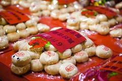 Festival del nuovo anno cinese, festival di lanterna, abitudini pieghe di Taiwan, benedicendo cerimonia e parata, Fotografie Stock