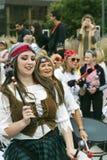 Festival del pirata di Liverpool - editoriale Immagini Stock Libere da Diritti
