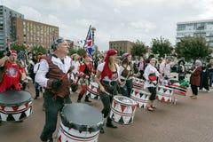 Festival del pirata di Liverpool - editoriale Immagine Stock Libera da Diritti