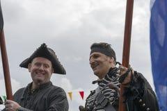 Festival del pirata di Liverpool - editoriale Fotografia Stock
