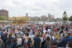 Festival del pirata di Liverpool - editoriale Fotografia Stock Libera da Diritti