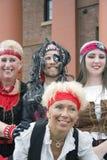 Festival del pirata di Liverpool - editoriale Immagini Stock
