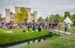 Festival del primero de mayo Imagen de archivo