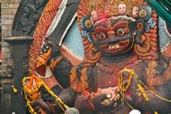 Festival del quadrato di Durbar ad aprile Immagine Stock