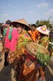 Festival del raccolto Fotografie Stock Libere da Diritti
