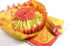 Festival del respecto, Año Nuevo chino Fotografía de archivo libre de regalías