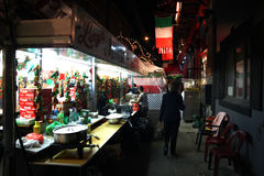 Festival del San Gennaro in NY Fotografia Stock