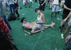 Festival 026 del sonar Immagini Stock