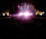 Festival 2012 del sonido de Primavera Fotografía de archivo libre de regalías