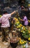 Festival del templo antiguo Fotos de archivo libres de regalías