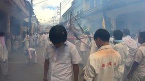 Festival del vegetariano del PA de Takua