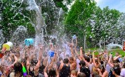Festival dell'acqua fotografia stock libera da diritti