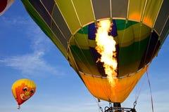Festival dell'aerostato Immagine Stock