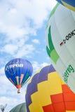 Festival dell'aerostato di aria calda Immagine Stock